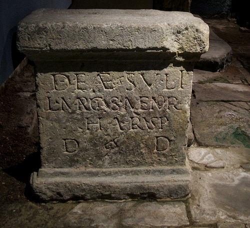 Ipernity Altar To Sulis Minerva By Alan H