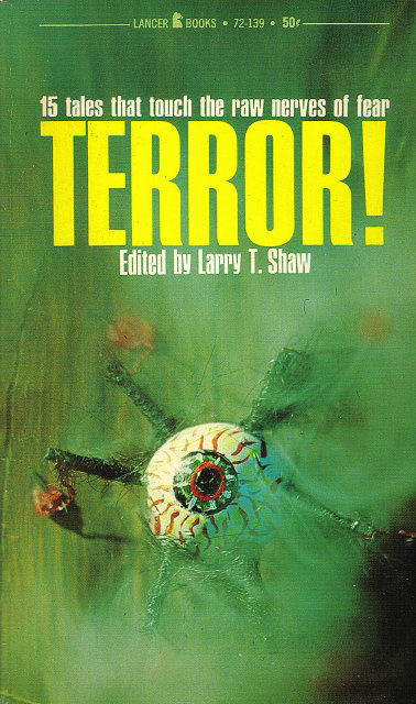 Larry T. Shaw (edited by) - Terror!