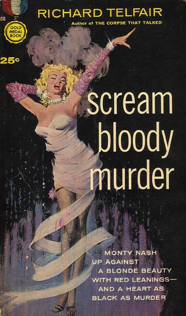 Richard Telfair - Scream Bloody Murder