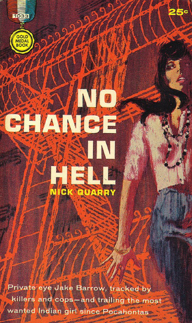 Nick Quarry - No Chance in Hell