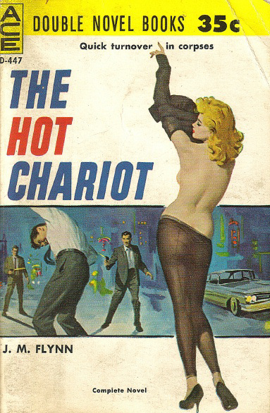 J.M. Flynn - The Hot Chariot