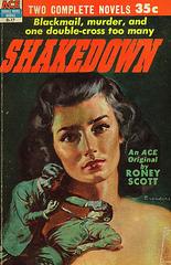 Roney Scott - Shakedown