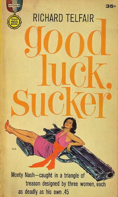 Richard Telfair - Good Luck, Sucker