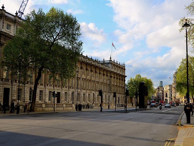 Whitehall, London