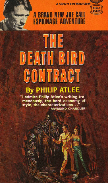 Philip Atlee - The Death Bird Contract