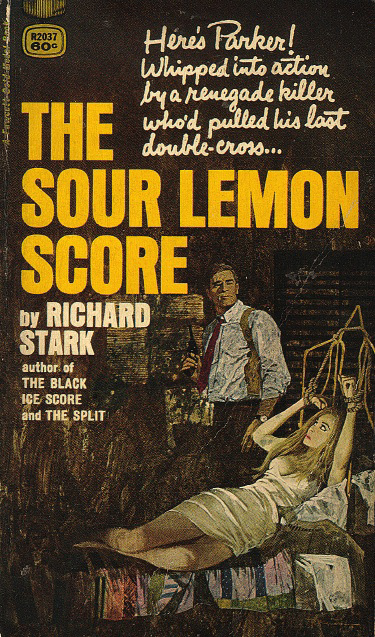 Richard Stark - The Sour Lemon Score