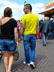 Dordt in Stoom 2012 – Yellow shirt