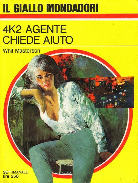 Whit Masterson - 4K2 Agente Chiede Aiuto