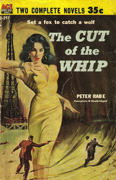 Peter Rabe - The Cut of the Whip