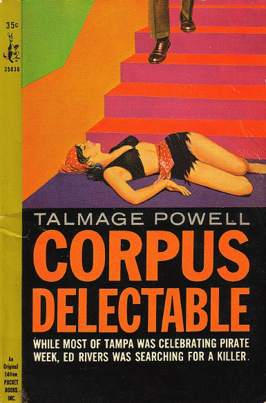 Talmage Powell - Corpus Delectable