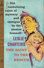 Leslie Charteris - The Saint to the Rescue
