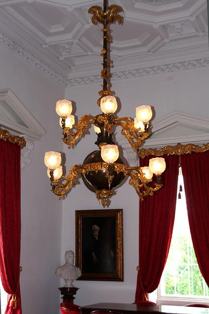 Now that's a light fixture!