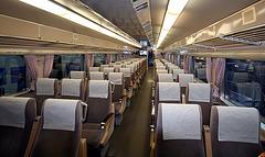 Japanese Bullet train (3)