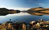 Loch Droma Winter Light, Wester Ross, Scottish Highlands