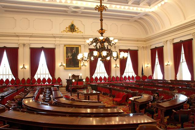 Vermont State House interior