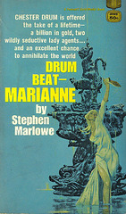 Stephen Marlowe: Drum Beat - Marianne