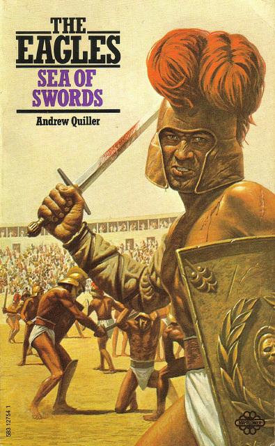 Andrew Quiller - Sea of Swords