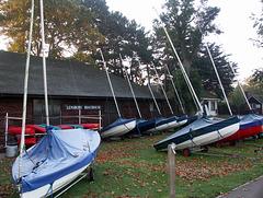 Lensbury Boathouse