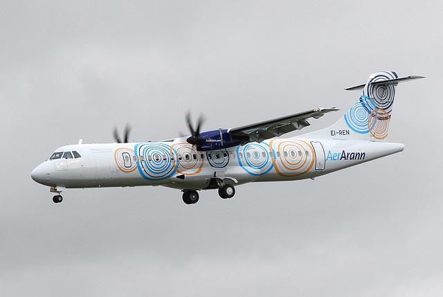 EI-REN ATR-72 Aer Arann