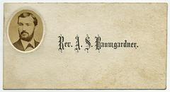 Rev. A. S. Baumgardner