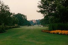 Westbroekpark in The Hague