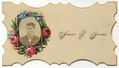 Amos P. Jones