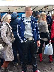 Leidens Ontzet 2012 – Watching