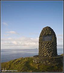 Memorial - Isle of Skye
