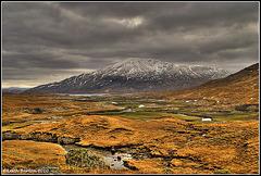 Mountain view, Scotland