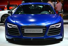 Dubai 2013 – Dubai International Motor Show – Audi R8 V10 plus Coupé