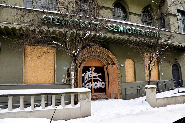 Berlin – Senior-citizen's Home