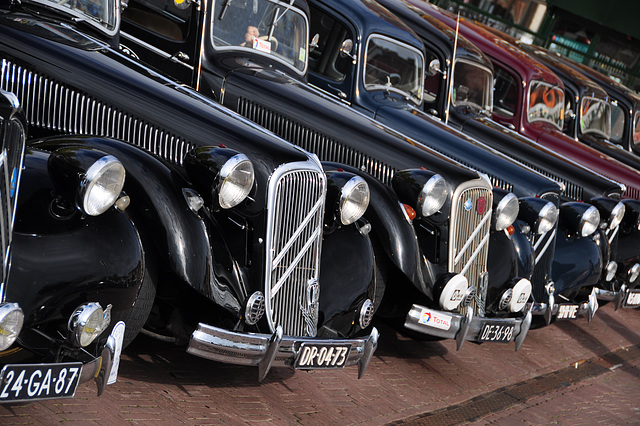 Citroëns Traction Avant