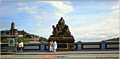Princes Street Edinburgh.