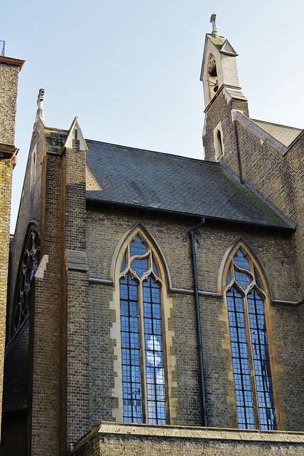 our lady of the assumption, victoria park square, bethnal green, london