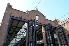The Hague Public Transport Museum – Tram shed