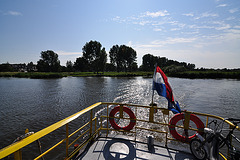Ferry over the Zijl