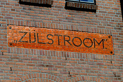 """Former Flour Mill """"Zijlstroom"""""""