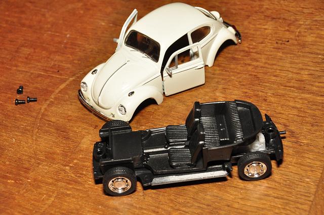 Build Your Own Volkswagen Beetle