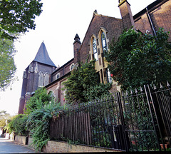 st bartholemew, coventry rd, bethnal green, london
