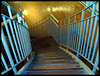 Staircase Old Elbetunnel (*1911), Hamburg (Germany)