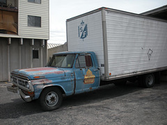 Sterling Furniture Delivery Truck, Sugar House