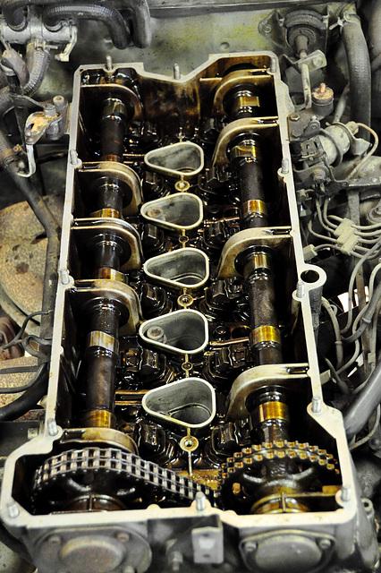Ipernity Mercedes Benz M110 Engine By Michiel 2005