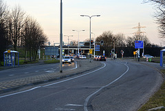 Junction Postviaduct A44-N444