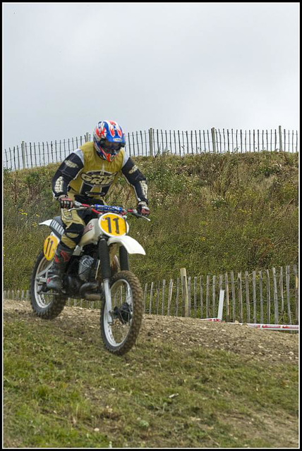 Racing at Langrish (Ken Hall Trophy)