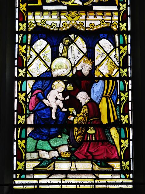 st cyprian's church, glentworth st., london