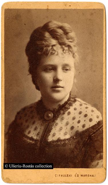 Portrait of a Marosvásárhely lady