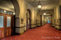 Main Corridor Plant Hall University of Tampa - HDR - Explore 10/18/11 #244