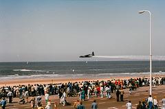 Flight show in Scheveningen