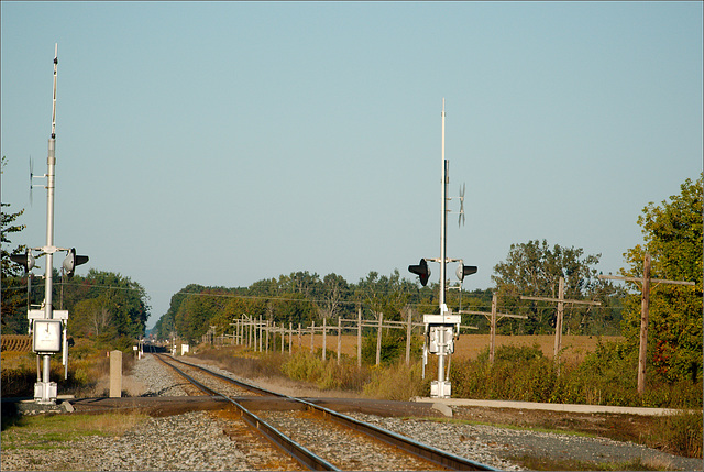 Track and Poles