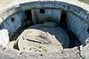 Old German bunker in IJmuiden